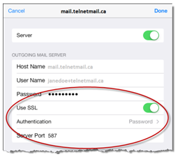 Fix Problems Sending Email on an iPhone or iPod Touch